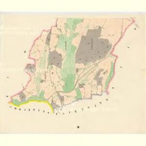 Kladrub - c3111-1-001 - Kaiserpflichtexemplar der Landkarten des stabilen Katasters