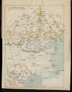 România Mare şi romanii Macedonia şi Ucraina