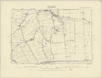 Lincolnshire CXLIV.SE - OS Six-Inch Map