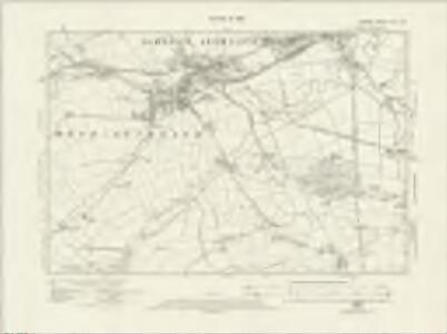 Durham XLII.SW - OS Six-Inch Map