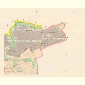 Tissa - c7919-1-002 - Kaiserpflichtexemplar der Landkarten des stabilen Katasters
