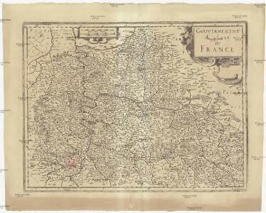 Gouvernement de l'Isle de France