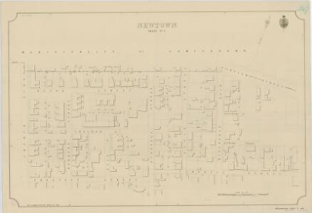 Newtown, Sheet 7, 1889