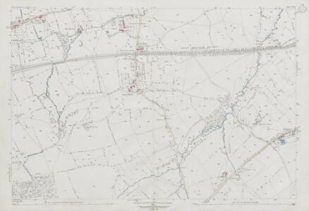 Somerset VI.9 (includes: Barrow Gurney; Bristol; Long Ashton) - 25 Inch Map