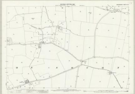 Bedfordshire VIII.8 (includes: Eaton Socon) - 25 Inch Map