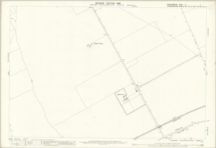 Hertfordshire IV.7 (includes: Bassingbourn; Litlington; Steeple Morden; Therfield) - 25 Inch Map