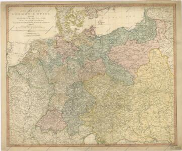 A new map of the German Empire...
