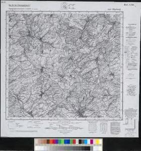 Meßtischblatt 6412 : Otterberg, 1943
