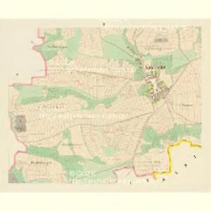 Kozlowitz (Kozlowice) - c3456-1-002 - Kaiserpflichtexemplar der Landkarten des stabilen Katasters