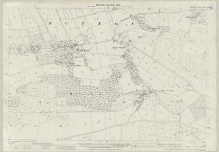 Somerset XVII.5 (includes: Bleadon; Hutton; Loxton) - 25 Inch Map