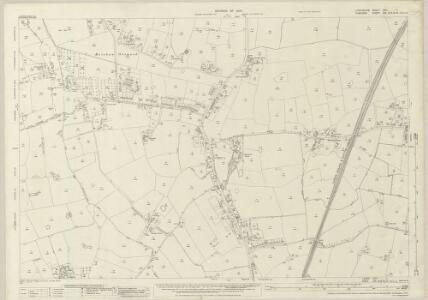 Lancashire CXIA.11 (includes: Cheadle And Gatley; Manchester; Wilmslow) - 25 Inch Map
