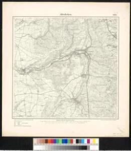 Meßtischblatt 2368 : Altenbeken, 1898