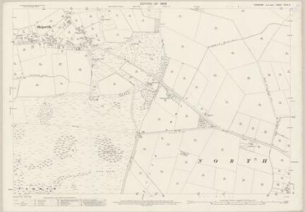 Yorkshire CCVII.9 (includes: North Duffield; Skipwith) - 25 Inch Map