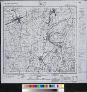 Meßtischblatt 6915 : Wörth am Rhein, 1939