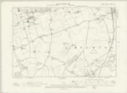 Essex LXXXIV.NW - OS Six-Inch Map