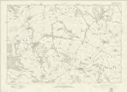 Gloucestershire XXI - OS Six-Inch Map