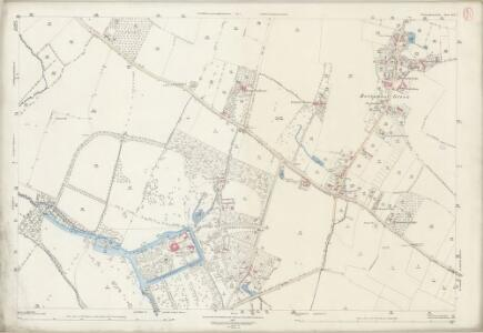 Buckinghamshire LVI.7 (includes: Datchet; Slough; Stoke Poges) - 25 Inch Map
