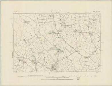 Shropshire XIII.NE - OS Six-Inch Map