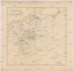 Bibliopolische Charte von Deutschland