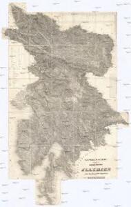 General-Karte des Königreichs Yllyrien