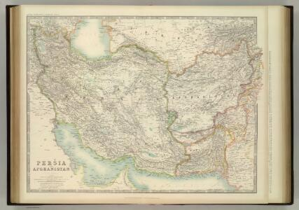 Persia and Afghanistan.