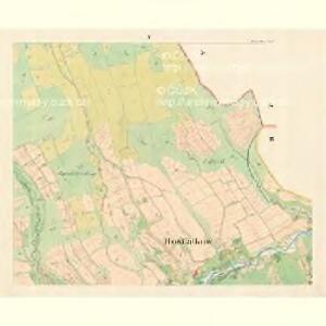 Hostialkow - m0861-1-004 - Kaiserpflichtexemplar der Landkarten des stabilen Katasters