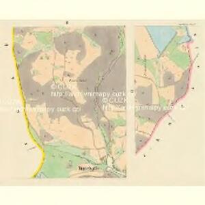 Tüppelsgrün - c1108-1-002 - Kaiserpflichtexemplar der Landkarten des stabilen Katasters
