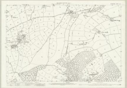 Devon CV.5 (includes: Lamerton; Sydenham Damerel; Tavistock Hamlets) - 25 Inch Map