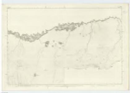 Argyllshire, Sheet XXXIII - OS 6 Inch map