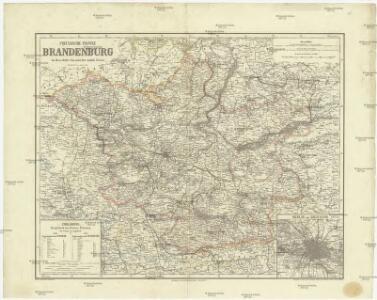Preussische Provinz Brandenburg
