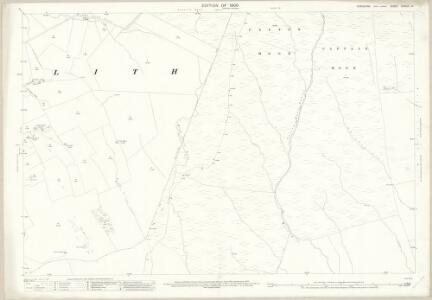 Yorkshire CXXXIII.14 (includes: Calton; Flasby With Winterburn; Hanlith) - 25 Inch Map