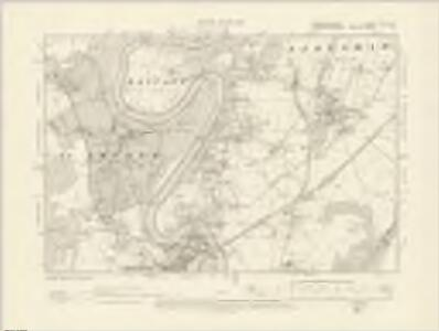 Monmouthshire XXVI.SW - OS Six-Inch Map