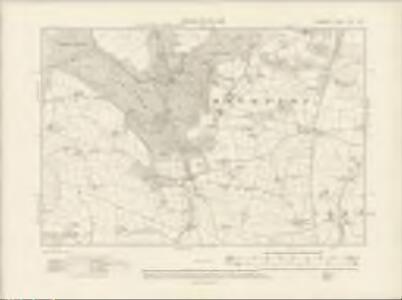 Cornwall XLIII.NW - OS Six-Inch Map