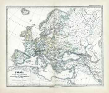 Europa vom Westfälischen Frieden 1648 bis zur Zersplitterung der grossen spanischen Monarchie 1700 (Zeitraum der Übermacht Frankreichs)