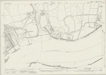 Essex (New Series 1913-) n LXXXVI.12 (includes: Barking; Borough Of Woolwich) - 25 Inch Map