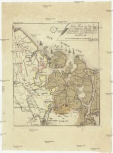 Neuer Plan von den Lauf der Schiffbaren Schelde, von Antwerpen durch Holländisch Seeland, bis zu deren Mündung an der Nord See