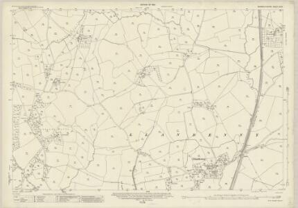 Monmouthshire XIX.8 (includes: Gwehelog Fawr; Raglan United) - 25 Inch Map
