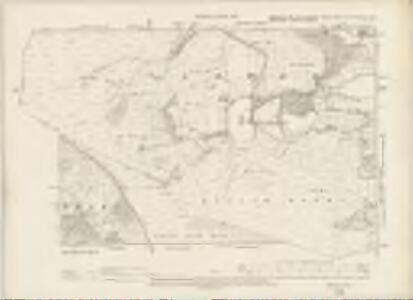 Yorkshire CCXCIII.SW. SE & CCXCVIIIA.NE - OS Six-Inch Map