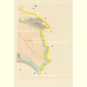 Sennetz (Senec) - c6840-1-003 - Kaiserpflichtexemplar der Landkarten des stabilen Katasters