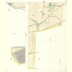 Moldautein - c8143-1-007 - Kaiserpflichtexemplar der Landkarten des stabilen Katasters