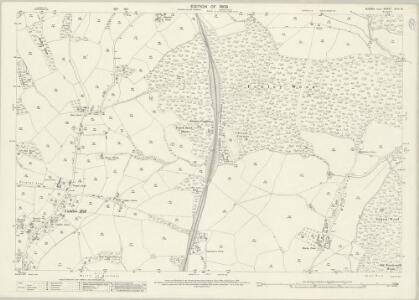 Sussex XLIII.16 (includes: Battle) - 25 Inch Map