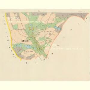 Röhrsdorf - c4136-2-002 - Kaiserpflichtexemplar der Landkarten des stabilen Katasters