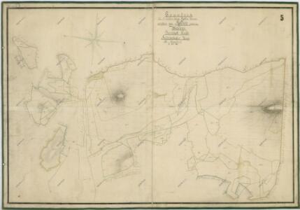 Přehledná mapa revíru Chalupy