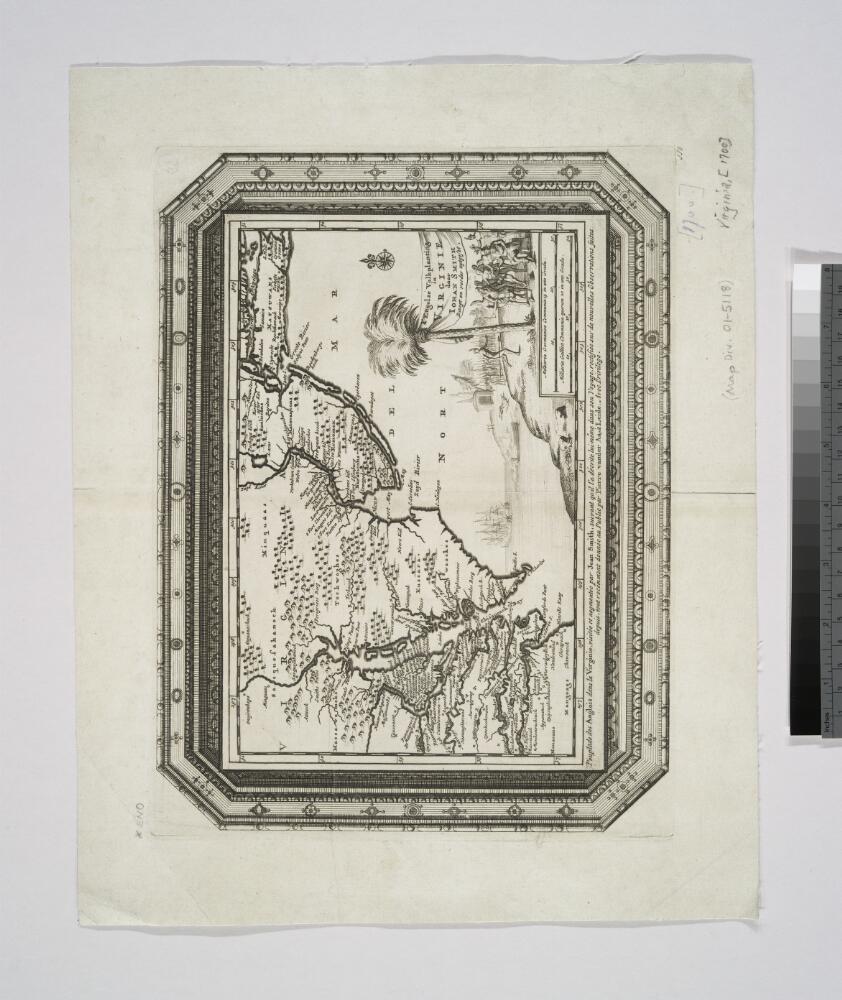 Anglois d'engelze volkplanting in virginie / door iohan smith bezogt
