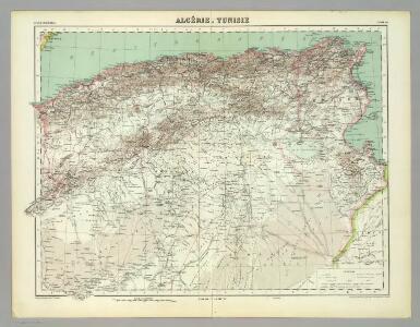 Algerie, Tunisie.