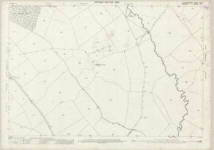 Leicestershire XLVII.1 (includes: Great Easton; Stockerston; Stoke Dry) - 25 Inch Map