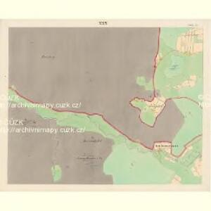 Neuofen - c5201-1-030 - Kaiserpflichtexemplar der Landkarten des stabilen Katasters