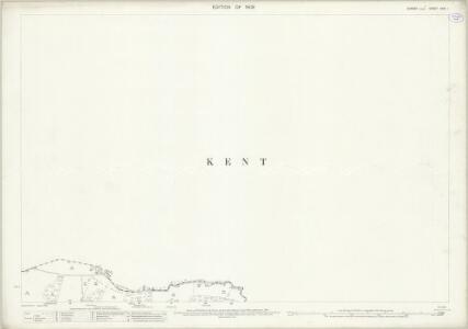 Sussex XXXI.1 (includes: Bodiam; Hawkhurst; Sandhurst) - 25 Inch Map