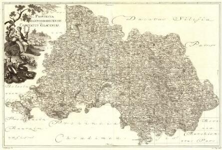 Provincia Reginohradecensis et Comitatus Glacensis