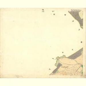 Tweras - c7609-1-006 - Kaiserpflichtexemplar der Landkarten des stabilen Katasters